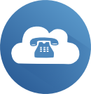 Hosted call handling